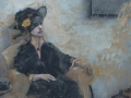 ComeWithMe_36x18_oil-encaustic_canvas-panel