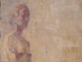 EncausticNude_35x16_encaustic-oil-panel